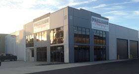 PMG company building